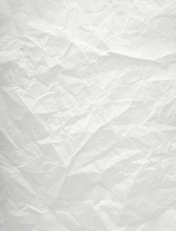 wrinkled paper: gerimpelde papier