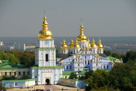 St. Michaels Kathedrale in Kiew
