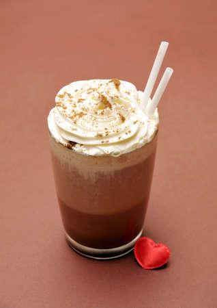 Coffee Cocktail Stock Photo