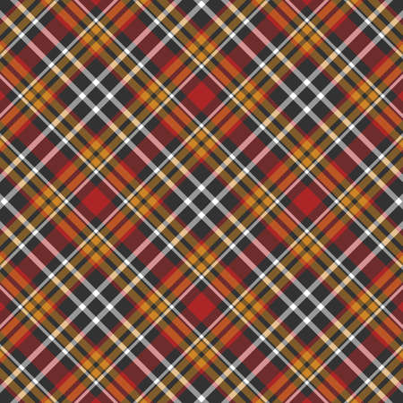 red plaid: Black, yellow, red and white plaid background