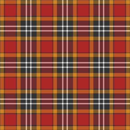 yellow red: Black, yellow, red and white plaid background