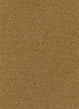 Grainy brown cardboard texture Reklamní fotografie