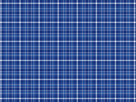 White and blue plaid background