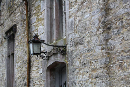 mallow: Mallow Castle in Mallow County Cork Ireland Editorial
