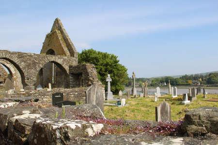abbeys: Timoleague Abbey Cork Ireland
