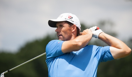BETHESDA, MD - JUNE 14: Padraig Harrington at Congressional during the 2011 US Open on June 14, 2011 in Bethesda, MD.