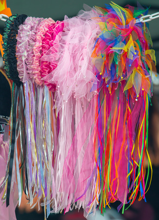 Colorful head bands