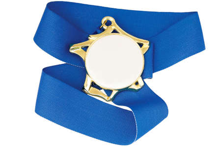 Isolated medal photo
