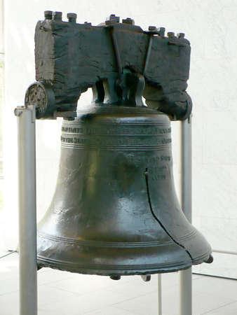 campanas: Liberty Bell Foto de archivo