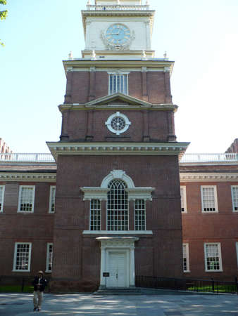Independence Hall in Philadelphia, PA photo