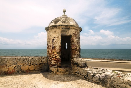 spaniard: Fortification By the Sea