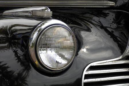 collectible: Collectible Automobile Close-up Stock Photo