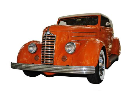 collectible: Isolated Collectible Automobile