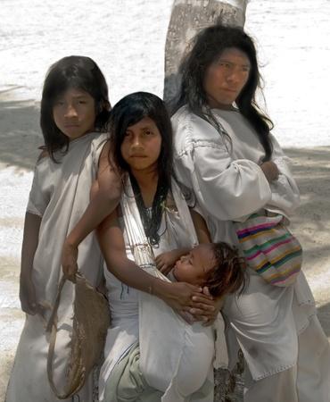 SANTA MARTA, COLOMBIA - SEPT 4: