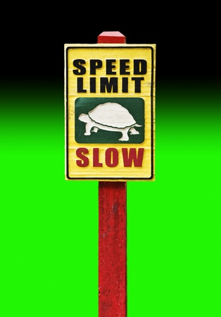 slow: Speed Limit Slow
