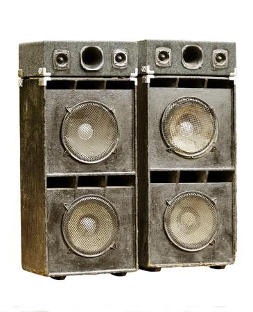 speaker: Vintage Powerful Speakers