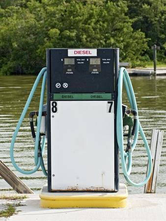 water hose: Fuel Marine Pump