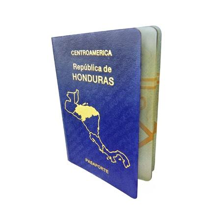 america centrale: America Centrale Passaporto Archivio Fotografico