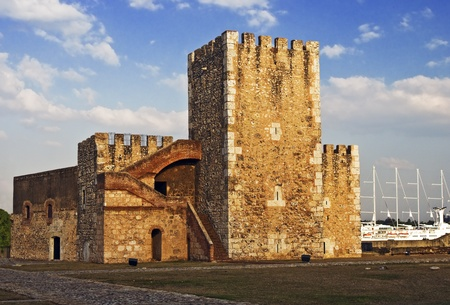 Ozama Fortress Historic Monument, Santo Domingo, Dominican Republic