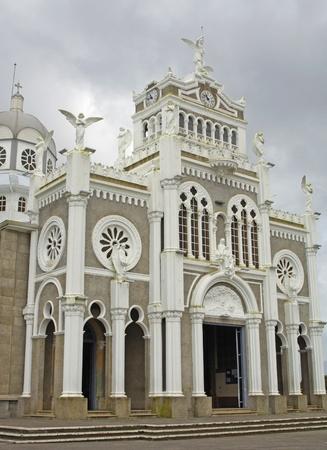 Basilica de Nuestra Señora de Los Angeles Cartago, Costa Rica