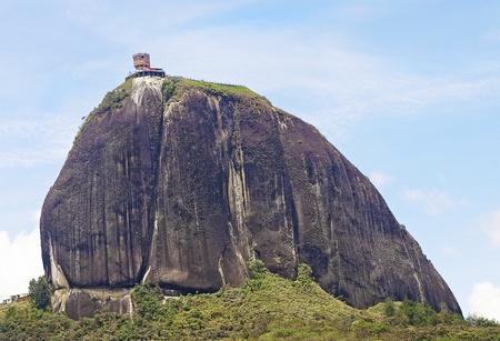 antioquia: Guatape Rock, Colombia