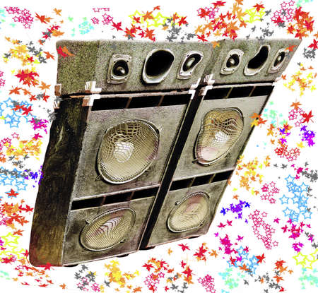 Extreme Blasting Party Speakers photo