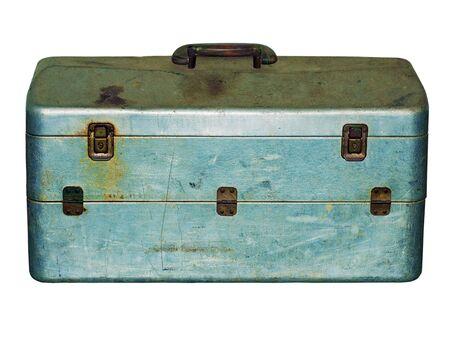 vintage tackle box photo