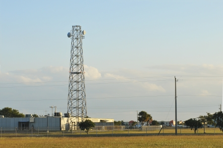 Airport Radar Tower photo