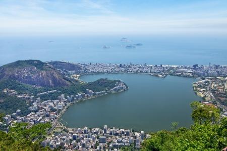Lagoa, Rio de Janeiro Stock Photo - 17593684