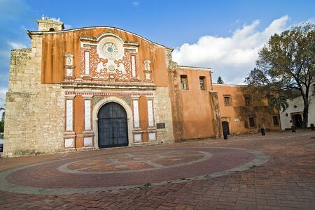 Church Convento de los Dominicos at Santo Domingo, Dominican Republic photo
