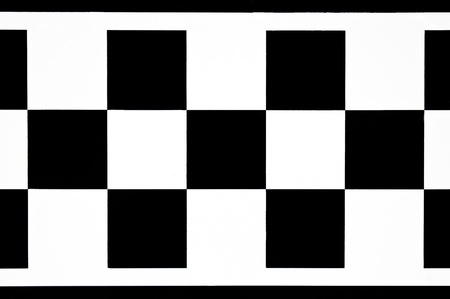 Black and White Squares Background photo