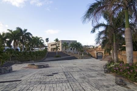 Palacio Virreinal de Don Diego Colon at Santo Domingo, Dominican Republic  photo