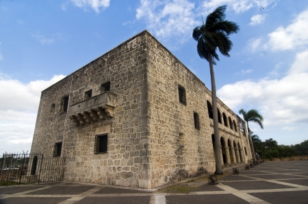 Alcazar de Colon at Santo Domingo, Dominican Republic  photo