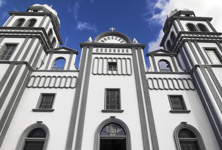 Church of Suyapa at Tegucigalpa, Honduras