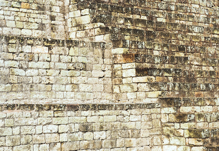Maya Temple Stairs