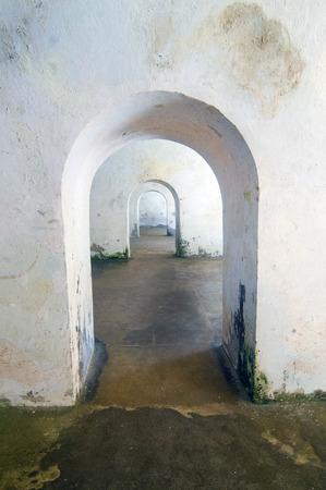 passages: Underground Fortress Passages