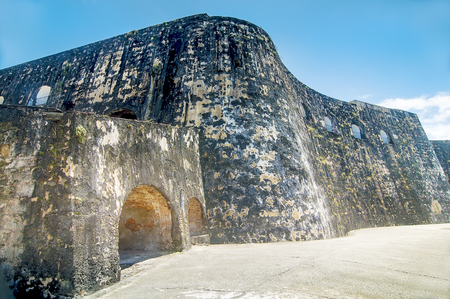 spaniard: Colonial Fortification