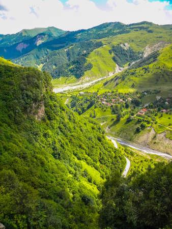 kavkaz: Geogrians moutains