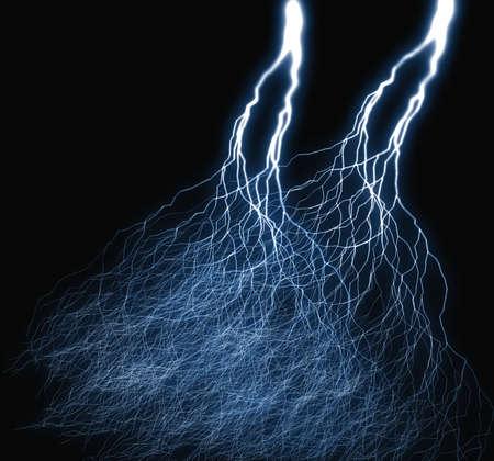 Lightning2 Stock Photo - 218697