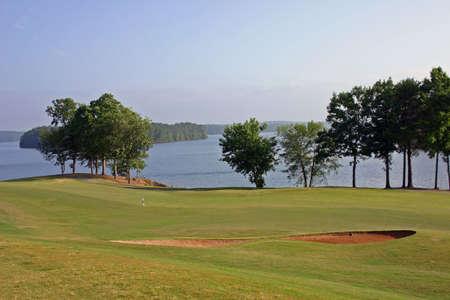 Golf Course Stock Photo - 218629