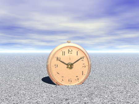 Time Standing Still Stock Photo - 219922