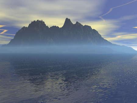 Niebla  Foto de archivo - 227352
