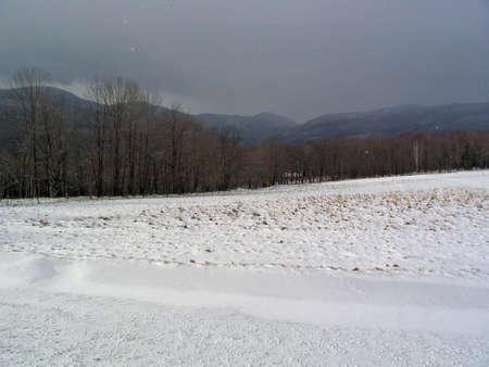 Vermont Snow Stock Photo - 231567