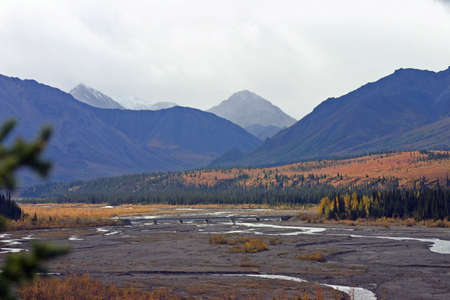 View in Alaska
