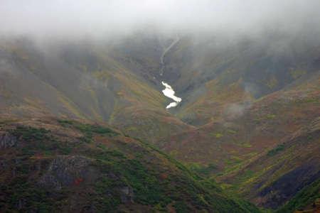 ridges: Valley Ridges Stock Photo