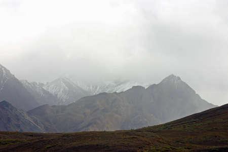 Mist on Mountains photo