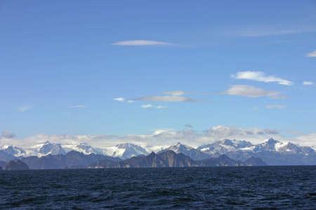 Mountain Horizon Фото со стока