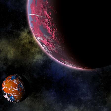 deep space photo