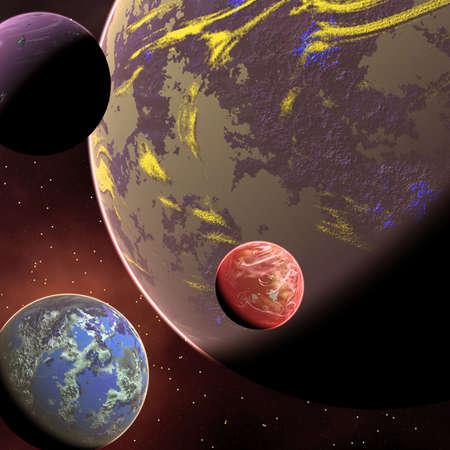 Orbital Stock Photo - 509348