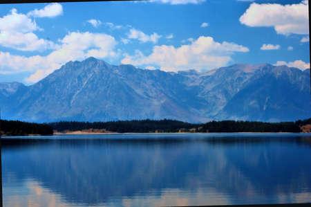 Pretty Lake photo